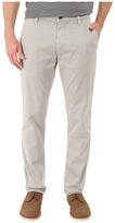 Mavi Jeans Edward Straight Fit Trousers in Grey Twill