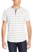 Nautica Men's Stretch Stripe Henley