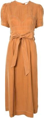 Alice McCall Eyes On You tie waist dress