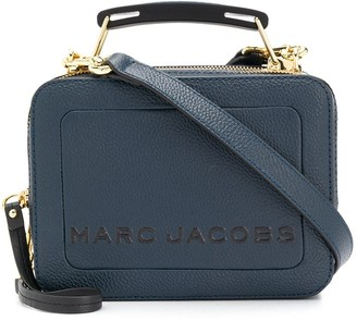 Marc Jacobs The Textured mini box bag