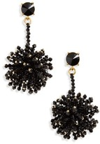 Oscar de la Renta Women's Firework Drop Earrings