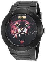 Puma PU103331009 Men's Blast G Black Rubber and Dial Design