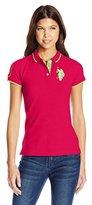 U.S. Polo Assn. Juniors' Multicolor Pique Polo Shirt