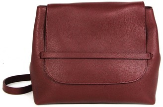 The Row Sideby Leather Shoulder Bag