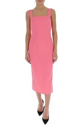 Dolce & Gabbana Pencil Midi Dress
