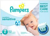 Pampers Swaddlers SensitiveTM 132-Count Size 2 Economy Pack Diapers
