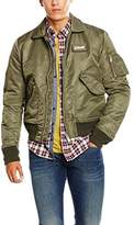 Schott NYC Men's 210-100 Bomber Jacket