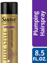 Suave Professionals Plump Hold Hairspray Luxe Styling