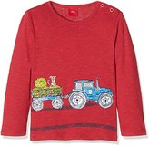 S'Oliver Baby Boys' 65.708.31.7207 Longsleeve T-Shirt