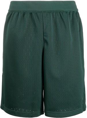 adidas Perforated Track Shorts
