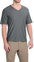 Exofficio Give-N-Go Base Layer Top - V-Neck, Short Sleeve (For Men)