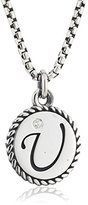 Nomination Ladies 'Necklace 925 Sterling Silver Swarovski Crystal with White 144120/021