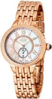 40mm Astor Bracelet Watch w/ Diamond Bezel & Interchangeable Strap, Rose Golden