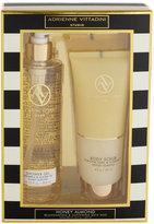 Adrienne Vittadini Honey Almond Bath Duo Gift Set