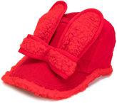 Bernstock Speirs fleece bunny cap