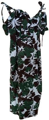 Rosie Assoulin Multicolour Cotton - elasthane Dresses