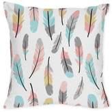 Sweet Jojo Designs Feather Throw Pillows (Set of 2)