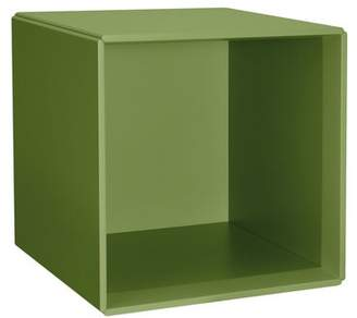 URBN Cube Unit Bookcase URBN Finish: Green Lacquer