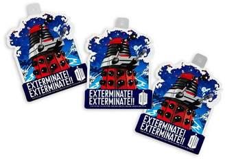 Doctor Who Seven20 Sticker: Exterminate