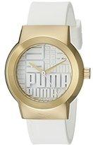 Puma Women's PU103842003 Updown Analog Display Quartz White Watch