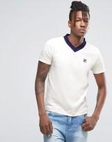 Fila V Neck T-shirt