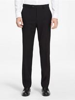 Calvin Klein Classic Fit Black Suit Pants