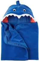 Carter's Shark Hooded Towel