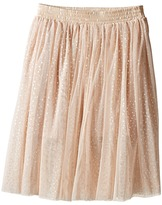 Stella McCartney Amalie Polka Dot Long Tulle Skirt Girl's Skirt