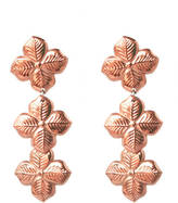 Anna Lou of London Hyacinth Floral Earrings