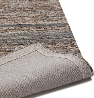 John Lewis & Partners Scandi Sketch Stripe Rug, Grey
