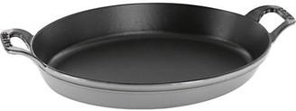 "Staub 14.5"" x 11.2"" Oval Baking Dish"