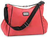 Kenneth Cole Reaction Cornelia Street Hobo Diaper Bag - Coral