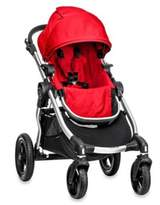 Baby Jogger City Select Single Stroller in Ruby/Silver