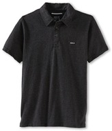 RVCA Kids Sure Thing S/S Polo (Big Kids)