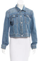 BLK DNM Long Sleeve Denim Jacket