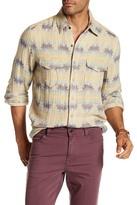 Ryan Michael Aztec Jacquard Shirt