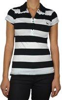 143Fashion Ladies Short Sleeve Polo Shirt