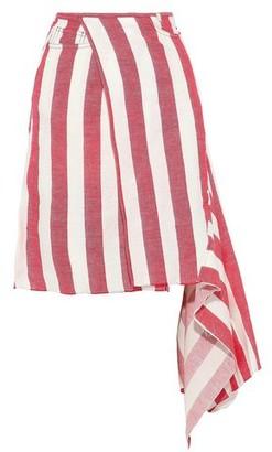 Marques Almeida Knee length skirt