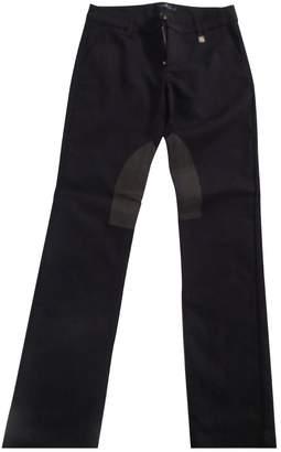 Brooksfield Black Trousers for Women