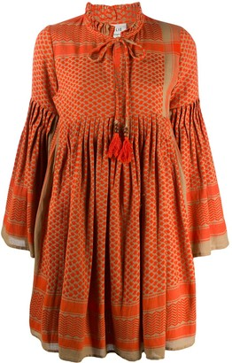 Cecilie Copenhagen Souzarica patterned dress