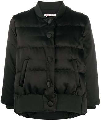 Ports 1961 Cropped Puffer Jacket