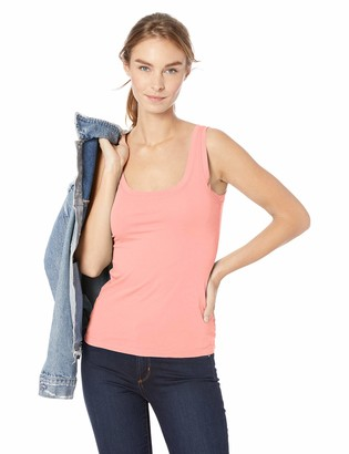 Velvet by Graham & Spencer Women's Mossy Gauzy Whisper Classic Tank