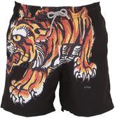 MC2 Saint Barth Ed Hardy Barbados Tigerman Swim Shorts