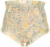 Alice McCall printed bloomer hot pants