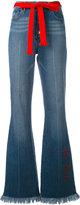 Sonia Rykiel flared jeans - women - Cotton/Spandex/Elastane - 36