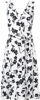 Altuzarra belted floral dress - women - Spandex/Elastane/Viscose - 36