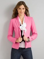 City Style Fitted Blazer