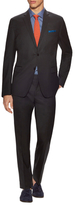 Versace Wool Notch Lapel Suit
