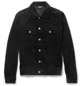 A.p.c. - Slim-fit Cotton-corduroy Jacket