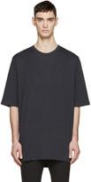 3.1 Phillip Lim Black Extra Long T-Shirt
